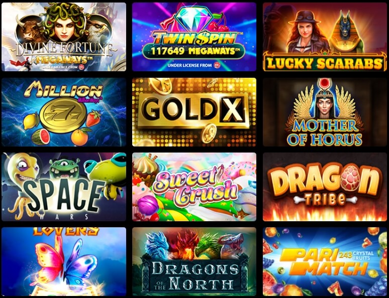 Casino parimatch india